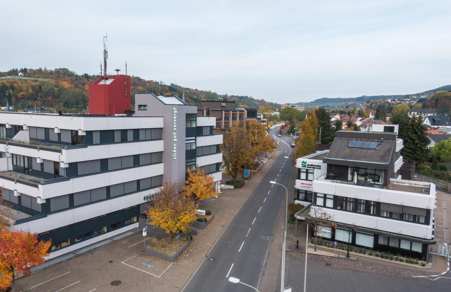 Anischt der Stadtwerke Merzig GmbH
